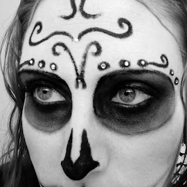 Los Muertos by Amber Miner - People Body Art/Tattoos (  )