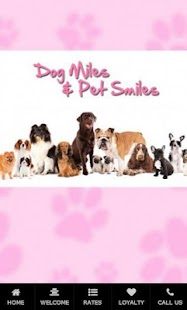 Dog Miles & Pet Smiles - screenshot