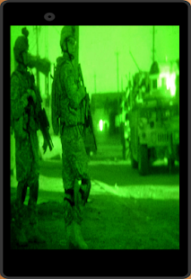 Night Vision Pro Simulated - screenshot