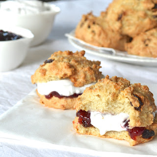The Perfect Crumbly Gluten-Free Vegan Scones