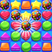 cookie crush match icon