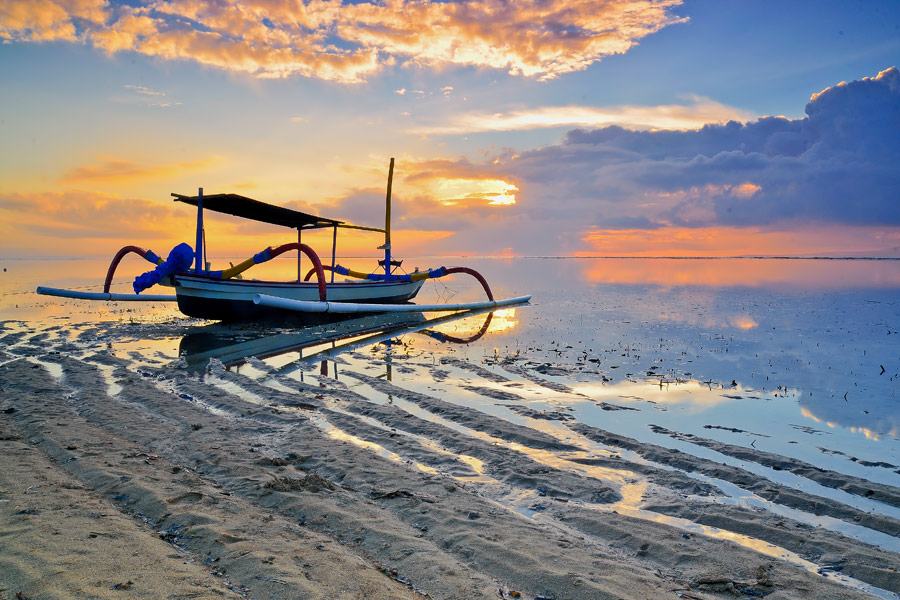 Morning Sunshine by Gunk Satria - Landscapes Sunsets & Sunrises