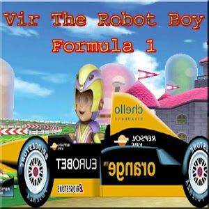 Vir The Robot Boy vs Shiva F1