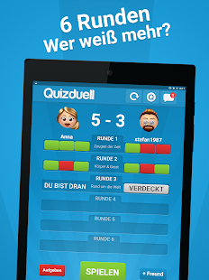 Quizduell PREMIUM- screenshot thumbnail