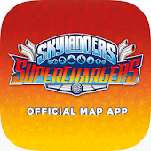 SuperChargers Official Map App Icon
