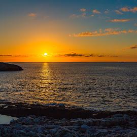 Solnedgangen på Atlanterhavet by Dag Hafstad - Uncategorized All Uncategorized ( 2018, atlantehavet 29. april 2018 )