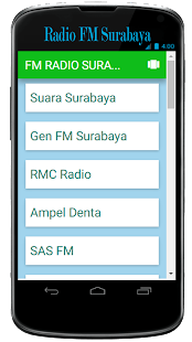 Radio Surabaya Stream FM - screenshot