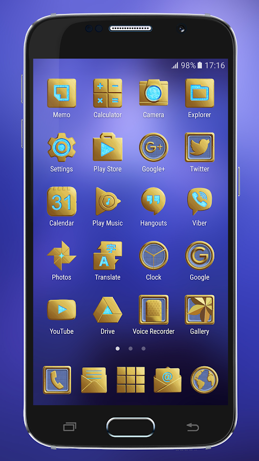 Magic Faitel's Icon Pack Screenshot 3