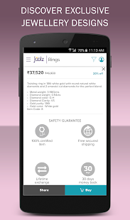 Joolz - India's Jewellery Shop- screenshot