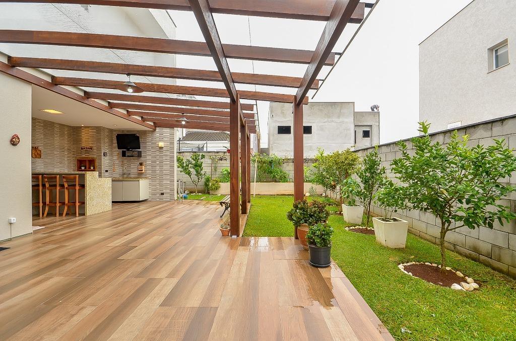 CA0131-CST, Casa de 4 quartos, 300 m² à venda no Santa Felicidade - Curitiba/PR