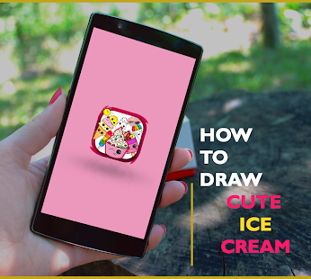 how to draw sweet ice cream