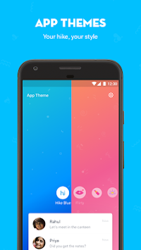 Hike Messenger APK screenshot thumbnail 6
