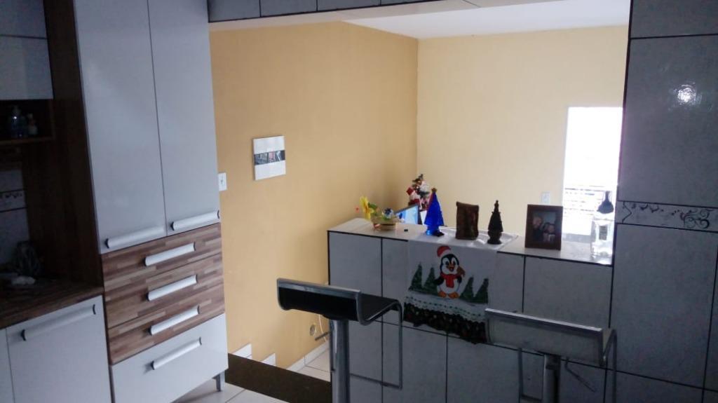 Sobrado com 2 dormitórios à venda, 300 m² por R$ 380.000 - Baronesa - Osasco/SP