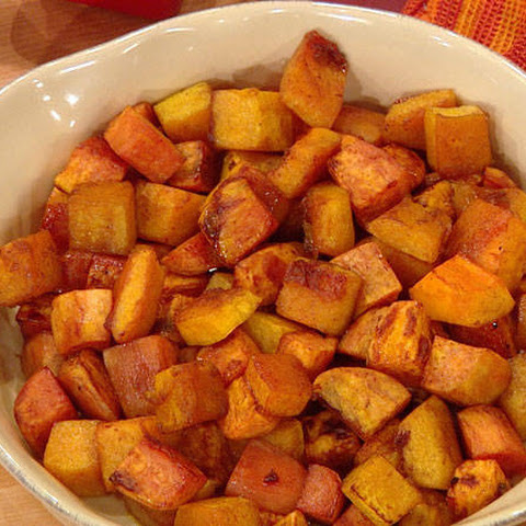 Jesse and Jilly Lagasse's Roasted Sweet Potatoes and Squash