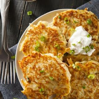 Potato Cakes Instant Potatoes Recipes
