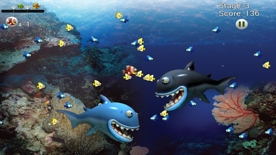 Game fish eat fish apk for kindle top apk for amazon for Fish eat fish game