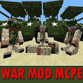 Download War Mods For McPE APK on PC