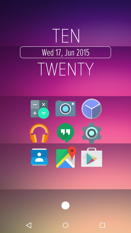 Rewun - Icon Pack Screenshot 4