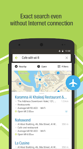 2GIS: directory & navigator screenshot 4
