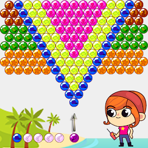 Bubble Shooter for Girls