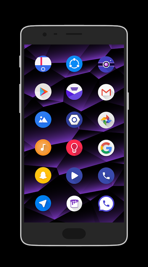 PolyUI CM13/12x Theme Screenshot 5
