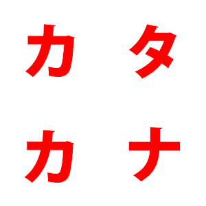Katakana Quiz Game