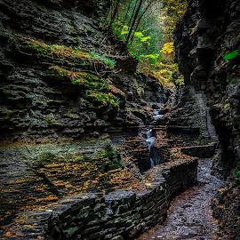 by Jeff London - Nature Up Close Rock & Stone