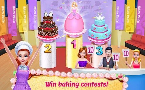 Game My Bakery Empire - Bake, Decorate & Serve Cakes apk for kindle fire