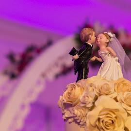 Wedding Cake by Vijay Kumar S - Wedding Details ( cake, wedding, wedding cake )
