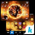 Fiery Planet Free Kika Theme APK for Kindle Fire