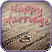 Download Happy Marriage Wish Card APK to PC