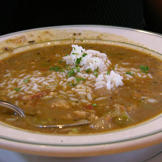 Crock Pot Chicken and Sausage Gumbo
