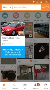 App 5miles: Buy and Sell Used Stuff Locally APK for Windows Phone