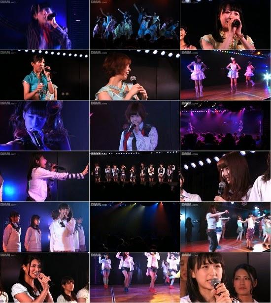 "(LIVE)(公演) AKB48 チームB ""パジャマドライブ"" 川本紗矢の生誕祭 140922"