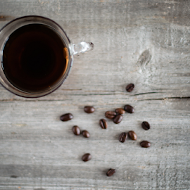 Coffee by Leyla Dwelle Photography - Food & Drink Alcohol & Drinks ( d800, beans, coffee, java, nikon )