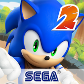 Game Sonic Dash 2: Sonic Boom APK for Kindle