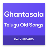 App Ghantasala Telugu Old Songs APK for Kindle