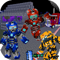 Game Robot Wars Survival Games APK for Kindle