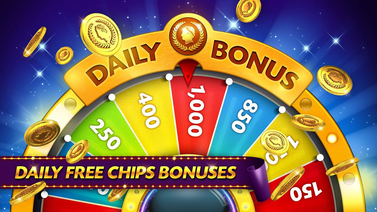 Caesars Slots Spin Casino Game Screenshot 9