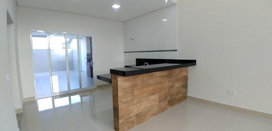 Casa com 3 dormitórios à venda, 140 m² por R$ 585.000,00 - Residencial Real Park Sumaré - Sumaré/SP