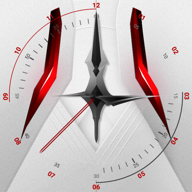 Rogue Watch Face Screenshot 5