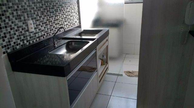 Apartamento residencial à venda, Loteamento Parque São Marti...