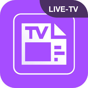 tv programm app mit live tv android apps auf google play. Black Bedroom Furniture Sets. Home Design Ideas
