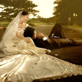 by Anthony Serafin - Wedding Reception