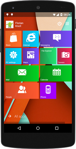 windows phone style