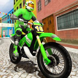 Cover art Bike Racing Moto