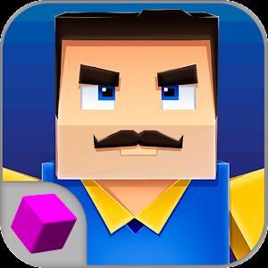 Cube Hell: Neighbor Battle 3D For PC