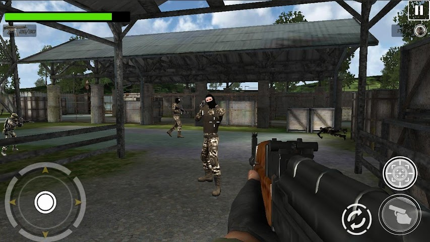 android Sniper Enemy Killer 2016 Screenshot 6