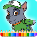 How To Color Paw Patrol game file APK Free for PC, smart TV Download