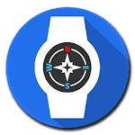 Compass For Wear OS (Android Wear) Icon